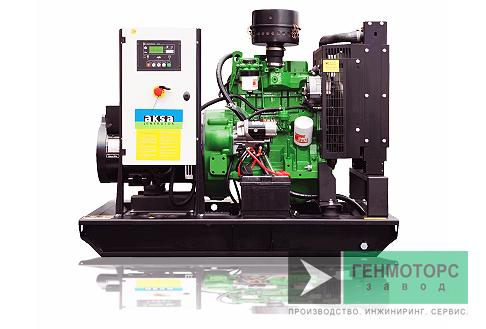 Дизельный генератор (электростанция) AKSA AJD45